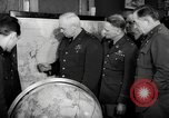 Image of United States Army Air Forces officials Washington DC USA, 1942, second 36 stock footage video 65675051702