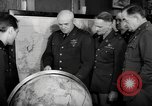 Image of United States Army Air Forces officials Washington DC USA, 1942, second 42 stock footage video 65675051702