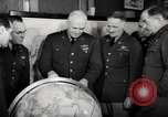 Image of United States Army Air Forces officials Washington DC USA, 1942, second 45 stock footage video 65675051702