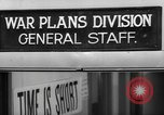 Image of War Plans Division Washington DC USA, 1942, second 40 stock footage video 65675051704