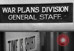 Image of War Plans Division Washington DC USA, 1942, second 46 stock footage video 65675051704