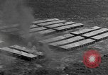 Image of Testing effectiveness of incendiary bombing Florida United States USA, 1945, second 25 stock footage video 65675051709