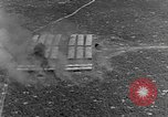 Image of Testing effectiveness of incendiary bombing Florida United States USA, 1945, second 55 stock footage video 65675051709