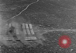 Image of Testing effectiveness of incendiary bombing Florida United States USA, 1945, second 56 stock footage video 65675051709