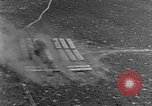 Image of Testing effectiveness of incendiary bombing Florida United States USA, 1945, second 57 stock footage video 65675051709