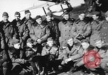 Image of Colonel Billy Mitchell France, 1918, second 4 stock footage video 65675051725