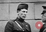 Image of Colonel Billy Mitchell France, 1918, second 36 stock footage video 65675051725