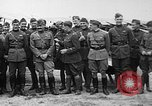 Image of Colonel Billy Mitchell France, 1918, second 37 stock footage video 65675051725
