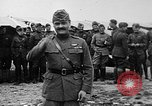 Image of Colonel Billy Mitchell France, 1918, second 47 stock footage video 65675051725