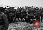 Image of Colonel Billy Mitchell France, 1918, second 48 stock footage video 65675051725
