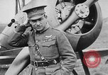Image of Colonel Billy Mitchell France, 1918, second 61 stock footage video 65675051725