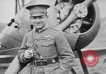 Image of Colonel Billy Mitchell France, 1918, second 62 stock footage video 65675051725