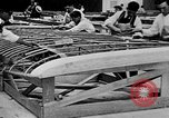 Image of Building DH-4 airplanes United States USA, 1918, second 14 stock footage video 65675051726
