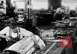 Image of Building DH-4 airplanes United States USA, 1918, second 50 stock footage video 65675051726