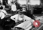 Image of Building DH-4 airplanes United States USA, 1918, second 52 stock footage video 65675051726