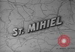 Image of Warplanes in combat during World War One Saint Mihiel France, 1918, second 24 stock footage video 65675051727