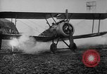 Image of Warplanes in combat during World War One Saint Mihiel France, 1918, second 28 stock footage video 65675051727