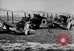 Image of Warplanes in combat during World War One Saint Mihiel France, 1918, second 40 stock footage video 65675051727
