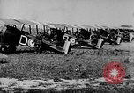 Image of Warplanes in combat during World War One Saint Mihiel France, 1918, second 43 stock footage video 65675051727