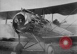 Image of Warplanes in combat during World War One Saint Mihiel France, 1918, second 48 stock footage video 65675051727