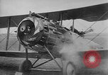 Image of Warplanes in combat during World War One Saint Mihiel France, 1918, second 49 stock footage video 65675051727