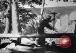 Image of CCC Yellowstone Wyoming USA, 1935, second 10 stock footage video 65675051744