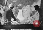 Image of CCC Yellowstone Wyoming USA, 1935, second 14 stock footage video 65675051744