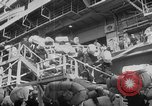 Image of Essex class aircraft carrier United States USA, 1942, second 9 stock footage video 65675051751
