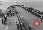 Image of Essex class aircraft carrier United States USA, 1942, second 15 stock footage video 65675051751