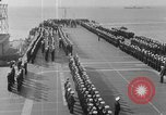 Image of Essex class aircraft carrier United States USA, 1942, second 16 stock footage video 65675051751