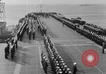Image of Essex class aircraft carrier United States USA, 1942, second 17 stock footage video 65675051751