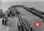 Image of Essex class aircraft carrier United States USA, 1942, second 18 stock footage video 65675051751