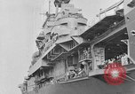 Image of Essex class aircraft carrier United States USA, 1942, second 23 stock footage video 65675051751