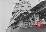 Image of Essex class aircraft carrier United States USA, 1942, second 25 stock footage video 65675051751
