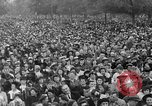 Image of Americans celebrate citizenship during World War II New York City USA, 1943, second 15 stock footage video 65675051753