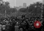 Image of Americans celebrate citizenship during World War II New York City USA, 1943, second 16 stock footage video 65675051753