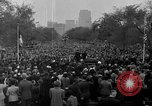 Image of Americans celebrate citizenship during World War II New York City USA, 1943, second 17 stock footage video 65675051753