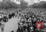 Image of Americans celebrate citizenship during World War II New York City USA, 1943, second 20 stock footage video 65675051753