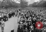Image of Americans celebrate citizenship during World War II New York City USA, 1943, second 22 stock footage video 65675051753