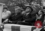Image of Americans celebrate citizenship during World War II New York City USA, 1943, second 32 stock footage video 65675051753