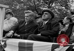 Image of Americans celebrate citizenship during World War II New York City USA, 1943, second 33 stock footage video 65675051753