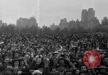Image of Americans celebrate citizenship during World War II New York City USA, 1943, second 38 stock footage video 65675051753