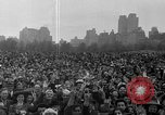 Image of Americans celebrate citizenship during World War II New York City USA, 1943, second 39 stock footage video 65675051753