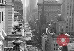 Image of Americans celebrate citizenship during World War II New York City USA, 1943, second 52 stock footage video 65675051753