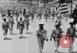 Image of Americans celebrate citizenship during World War II New York City USA, 1943, second 57 stock footage video 65675051753