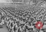 Image of Americans celebrate citizenship during World War II New York City USA, 1943, second 61 stock footage video 65675051753