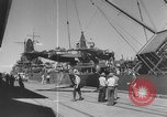 Image of Lend-Lease war materiel at ports in the United States Europe, 1943, second 12 stock footage video 65675051755