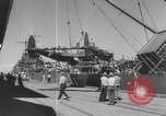 Image of Lend-Lease war materiel at ports in the United States Europe, 1943, second 13 stock footage video 65675051755