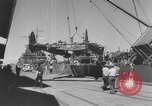 Image of Lend-Lease war materiel at ports in the United States Europe, 1943, second 15 stock footage video 65675051755