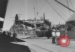 Image of Lend-Lease war materiel at ports in the United States Europe, 1943, second 16 stock footage video 65675051755